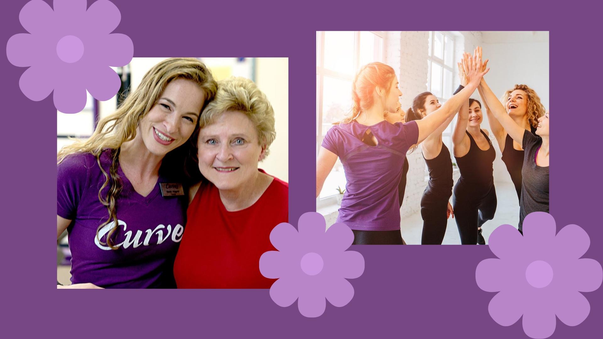 Vo FitCurves cvičia ženy každého veku.
