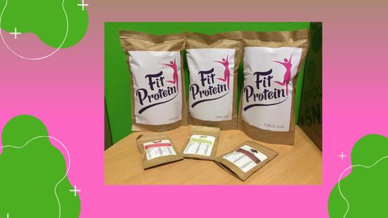 Vyskúšajte novinku: FitProtein s kolagénom!